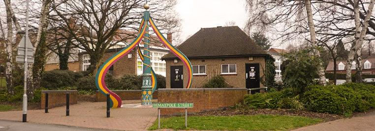 Wombourne Best Kept Village 60th Anniversary Year.