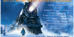 The Polar Express arrives in Wombourne