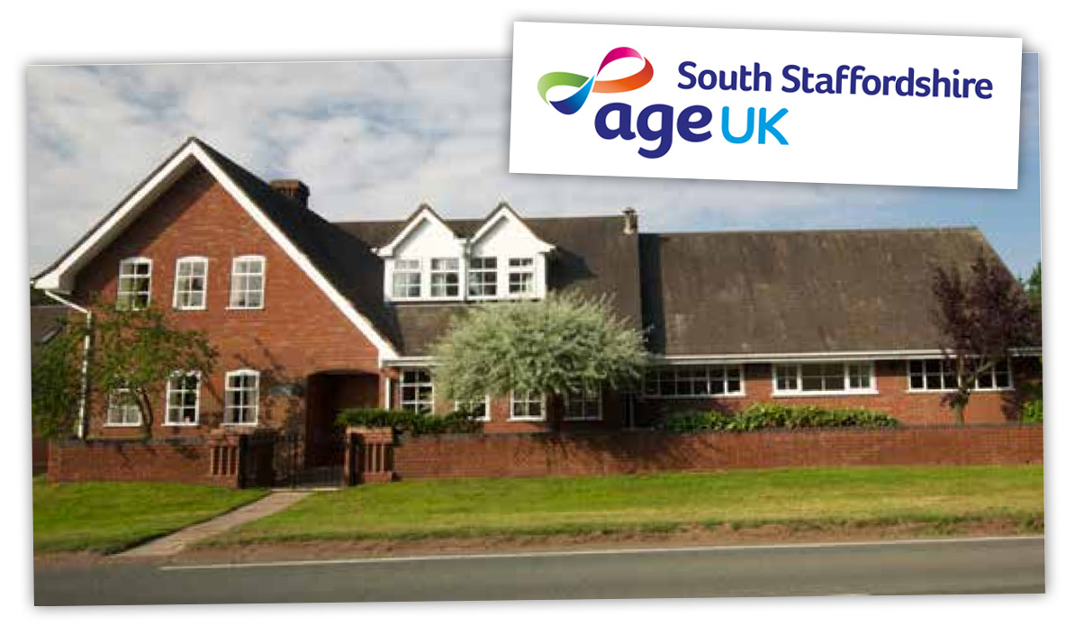 Local charity chooses Wombourne for investment in Centre for Dementia Care