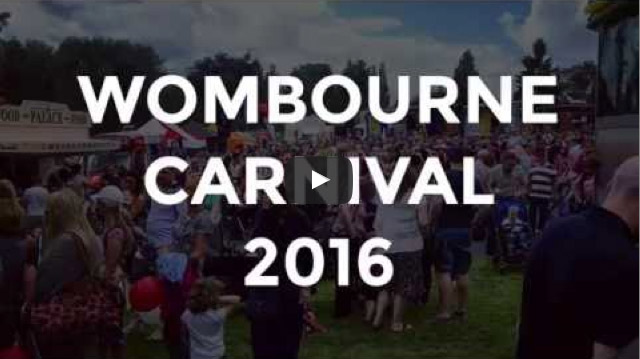 Wombourne Carnival 2016