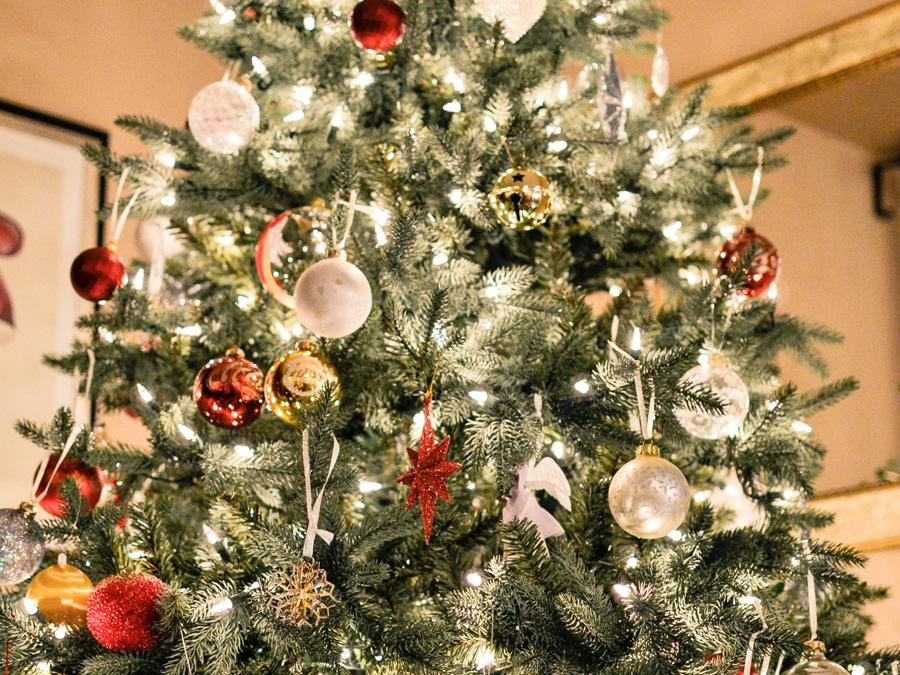 Wombourne Christmas Tree Festival 2016