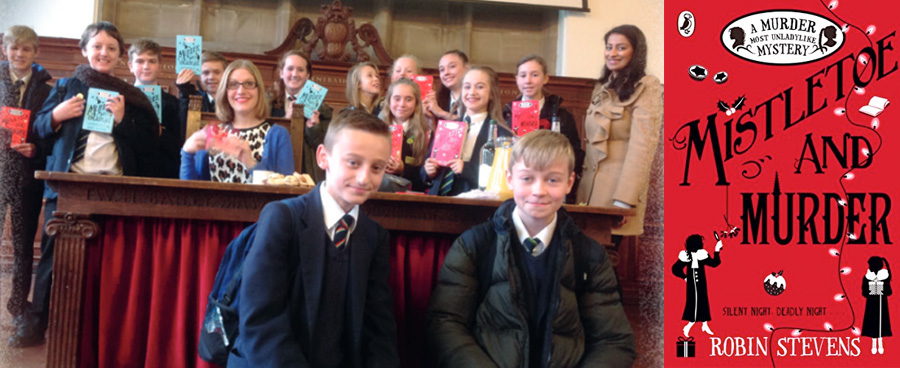 Ounsdale Year 8 Students Join the Detective Society