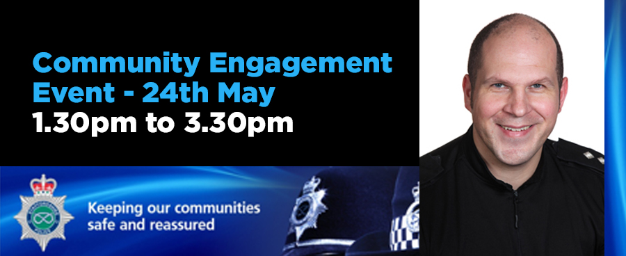 Meet the Police and Have Your Say