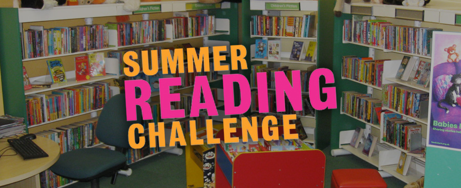 Calling all 13 – 24 year olds! Volunteer to help the Summer Reading Challenge at Your Library