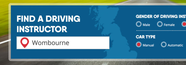 How to find the best driving instructor for you in Wombourne