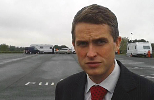 Gavin Williamson appointed as new Defence Secretary