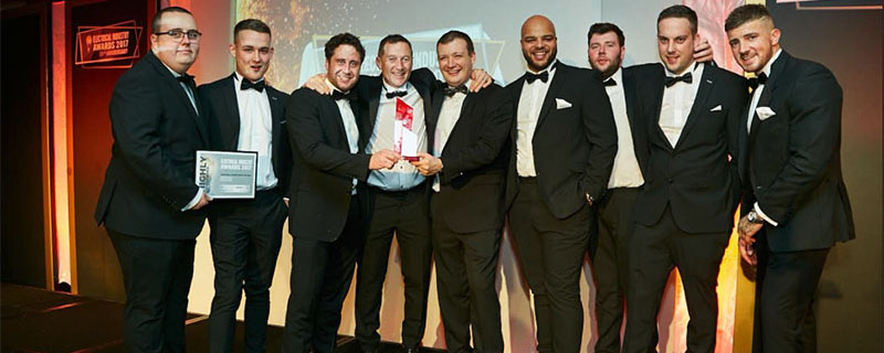 Wombourne Business Recognised with Prestigious National Award