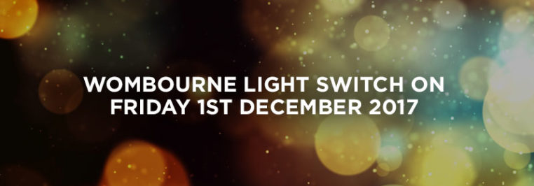 Wombourne Christmas Light Switch On 2017