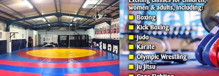 New MMA Centre Open in Wombourne