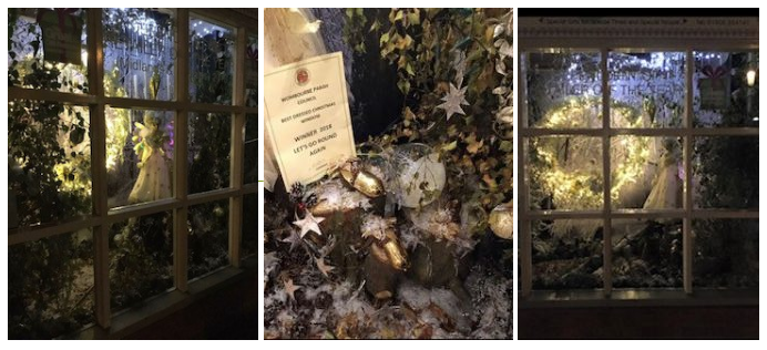 Best Dressed Window Competition Winners Announced