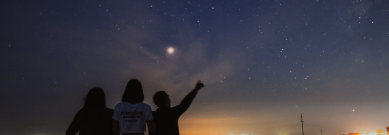 Wombourne's New Year Star Gazing Guide