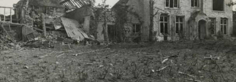 When Bombs Fell on Wombourne
